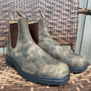 Women's Blundstone Leather Boots -9